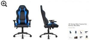 Quelle est la différence entre un fauteuil gamer et un fauteuil de bureau?